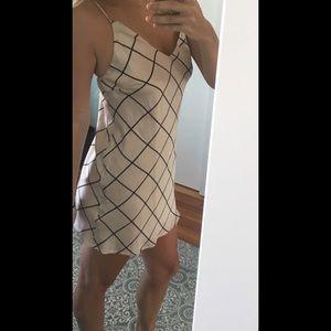 Cute Wet seal Silk Mini dress